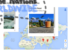 To the Nations Worldwide Picture Map: Contact us with your travel photos to be featured on this map.