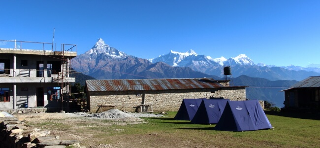 Australian Base Camp, Pokhara, Nepal