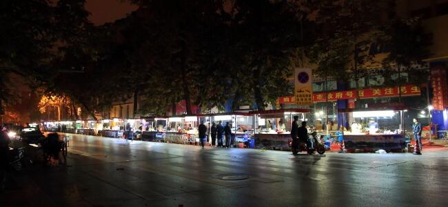 Street Food in Kunming, China