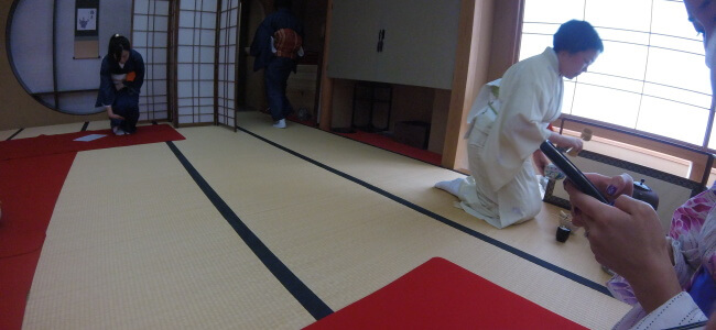 Traditional Japanese Tea Ceremony in Narita, Japan