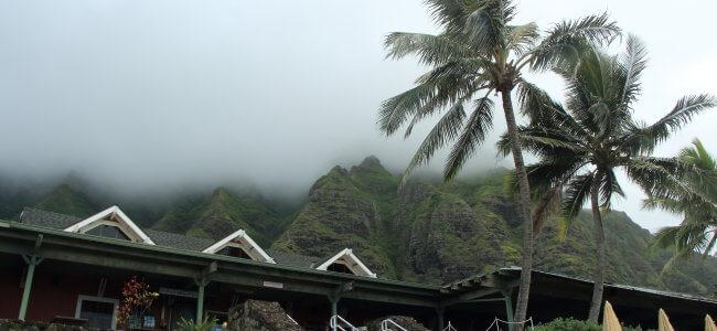 Movie Tour of Kualoa Ranch, O'ahu Island, Hawaii