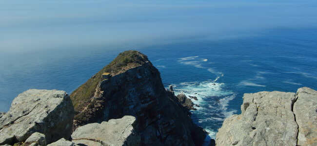 Day trip from Cape Town to Cape Point Nature Reserve