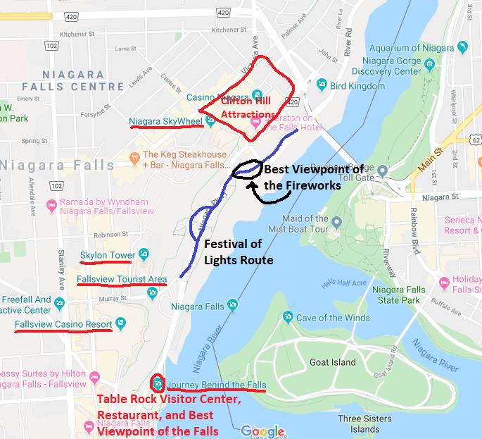 Reasons To Visit Niagara Falls Photos Videos And More